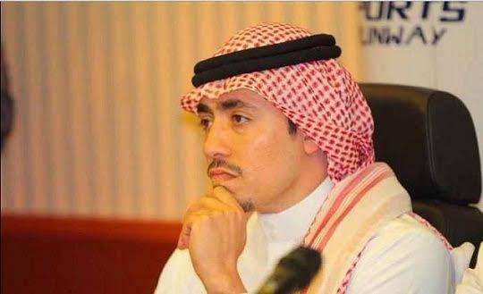 عبدالله بترجي نائب رئيس النادي الاهلي