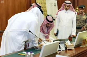 عبدالله بن بندر يوجه بسحب مشروع الواجهة البحرية من مقاول رابغ - المواطن