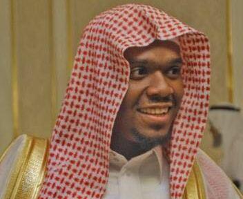 عبدالله بن مبارك ال حشاش مدير اللجنة الاعلامية لمسابقة امير الرياض