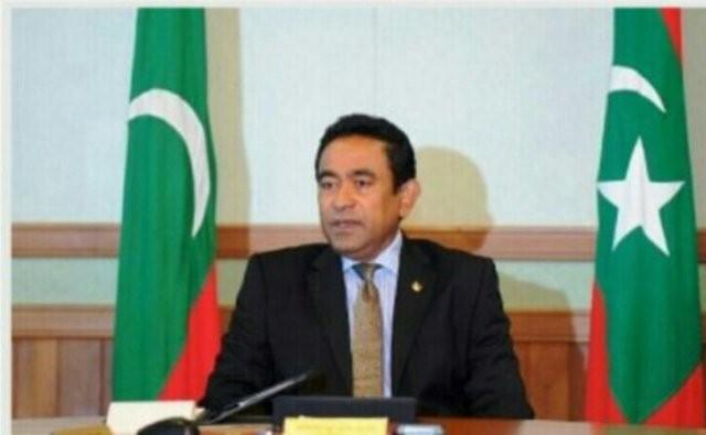 عبدالله يمين-عبدالقيوم-رئيس-المالديف