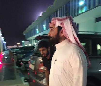 عبدالمجيد الرويلي يوقع على عقود انتقاله لنادي الهلال (5)