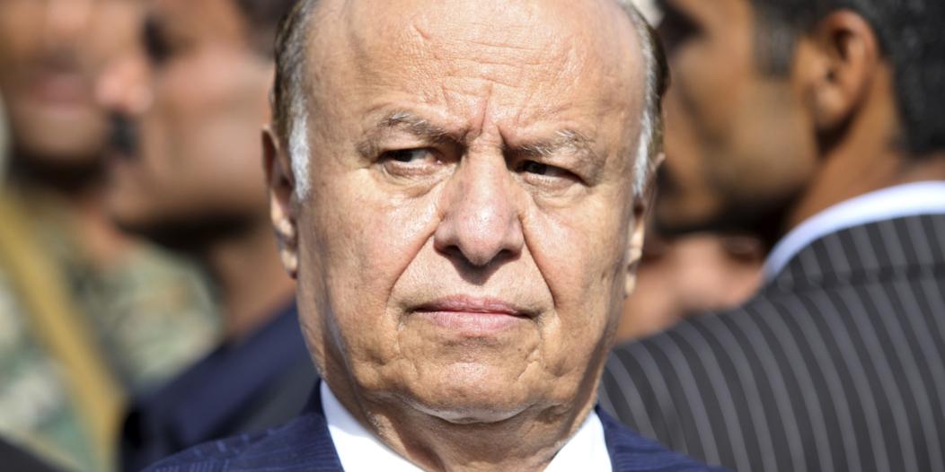 هادي: اليمن لن يكون أرضا خصبة لملالي إيران وأذنابها