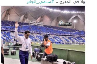 عبدالعزيز البكر يوجه رسالة إلى #سامي_الجابر بعد تعادل الهلال - المواطن