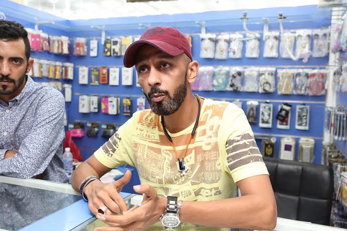 عبد الله المطرفي