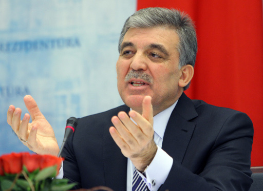 رئيس جمهورية تركيا السابق عبدالله غُول