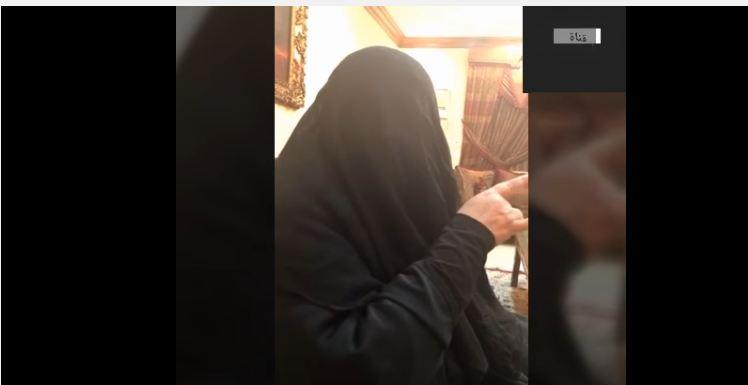 بالفيديو.. إعلامية تحاور #عجوز_مسنة_تدعي_على_ابنائها
