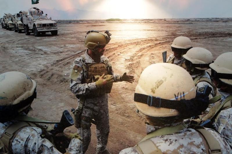 عدسة الحزم - جنودنا البواسل13