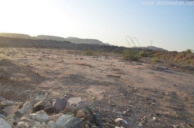 عدسة المواطن ترصد مقبرة بلا سور على طريق  جدة و مكة المكرمة (2)