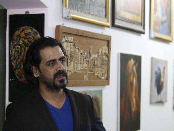 العراقي هشام الذهبي