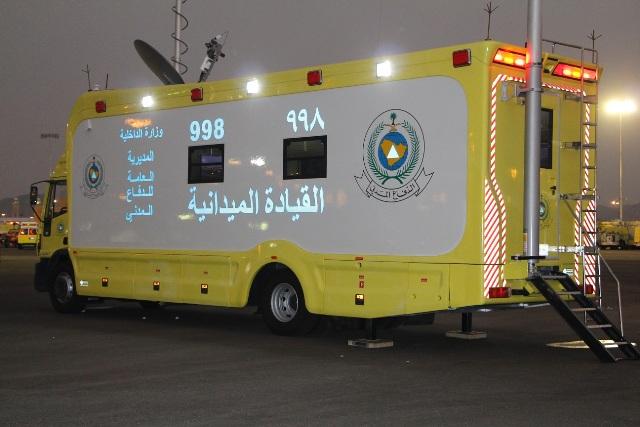 عربة-نقل-مباشر-للدفاع-المدني (1)