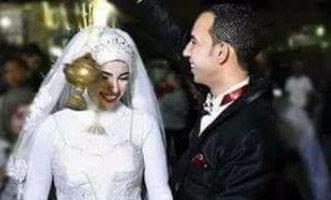 ثوب زفاف جهاد يتحوّل كفنًا .. الموت يخطف عروس المنيا أثناء عرسها ! - المواطن