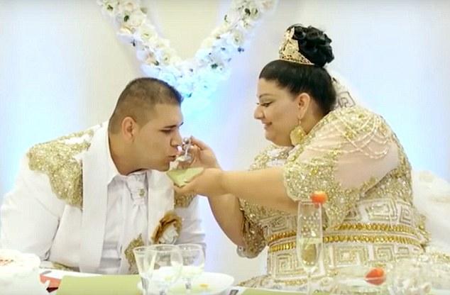عروس غجرية