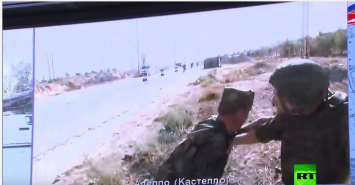 عسكريين روس
