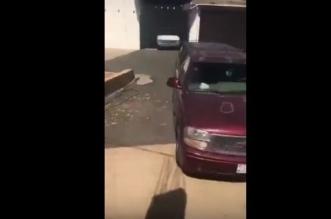 بالفيديو.. فتاة تحتفي بخروج والدها من المستشفى بإطلاق أعيرة نارية - المواطن