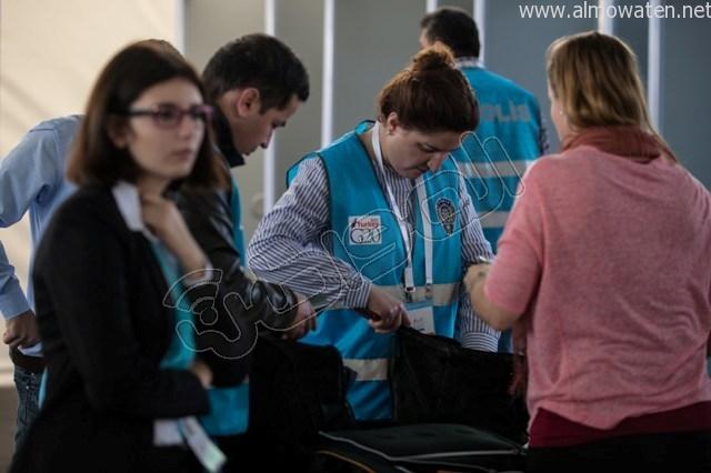 عشية انعقاد #قمة_العشرين .. عدسة المواطن ترصد الاستعدادات قبيل القمة (10)