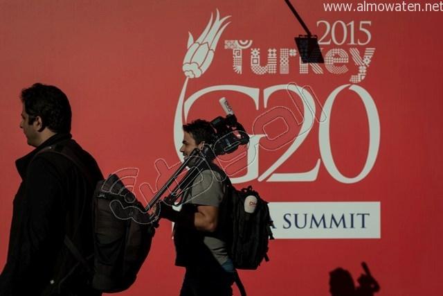 عشية انعقاد #قمة_العشرين .. عدسة المواطن ترصد الاستعدادات قبيل القمة (13)