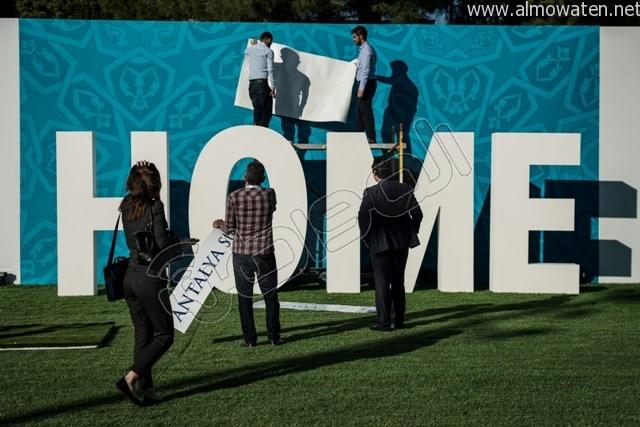 عشية انعقاد #قمة_العشرين .. عدسة المواطن ترصد الاستعدادات قبيل القمة (14)