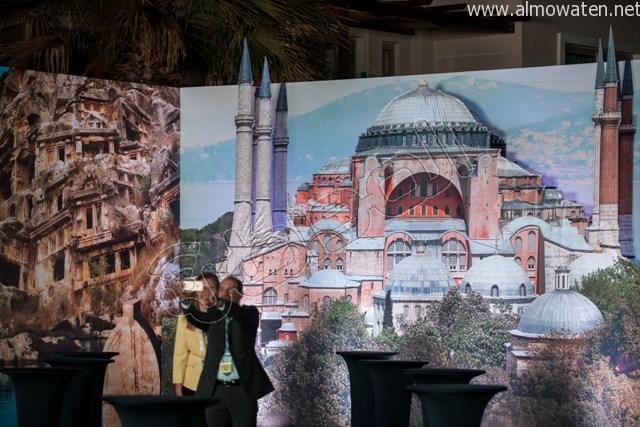 عشية انعقاد #قمة_العشرين .. عدسة المواطن ترصد الاستعدادات قبيل القمة (2)