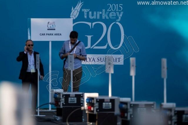 عشية انعقاد #قمة_العشرين .. عدسة المواطن ترصد الاستعدادات قبيل القمة (3)