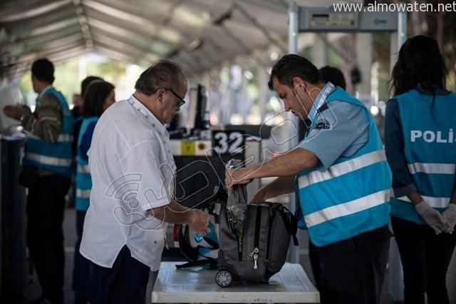 عشية انعقاد #قمة_العشرين .. عدسة المواطن ترصد الاستعدادات قبيل القمة (9)