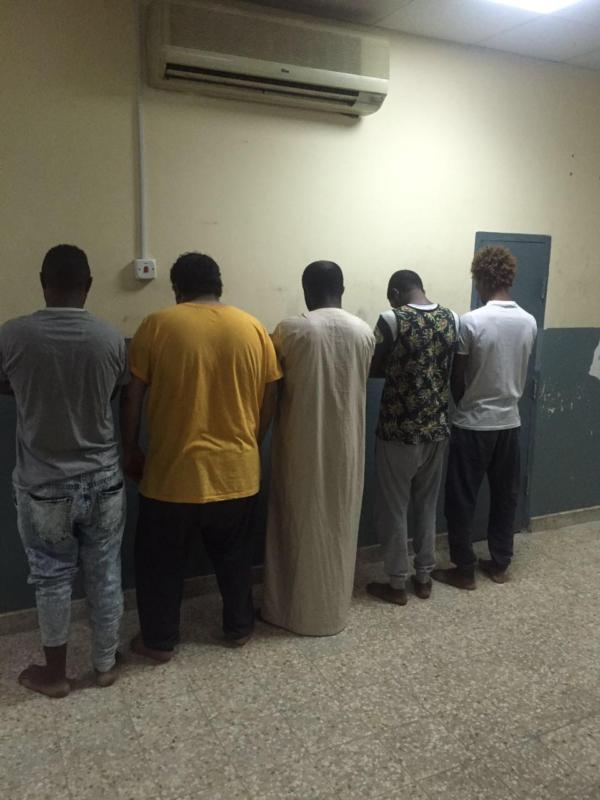 عصابة سرقة سيارات الرياض
