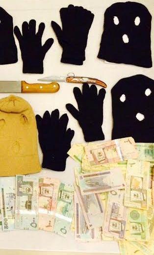 عصابة مكونة من15 شخص تورطوا بارتكاب85 جريمة سرقة وسلب (4)