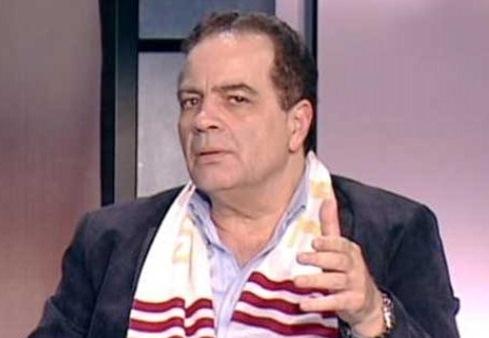 عضو مجلس ادارة نادي الزمالك المصري هاني زادة