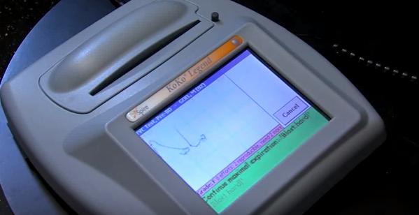 علماء يطورون أداة لقياس وظائف الرئة باستخدام الجوال