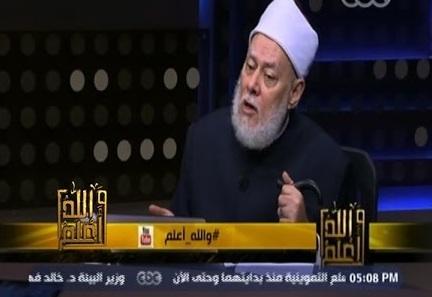 علي-جمعة-مفتي-مصر-السايق