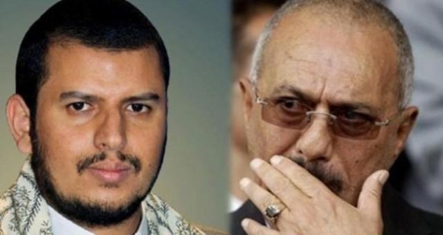 علي-عبدالله-صالح-وعبدالملك-الحوثي
