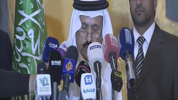 علي عسيري- سفير السعودية - لبنان