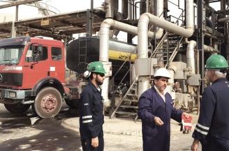 عمال النفط في الكويت