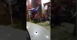 عمال بورشية سيارات ينفذون مقلبا