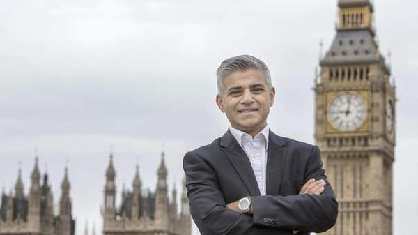 عمدة-لندن-صادق-خان