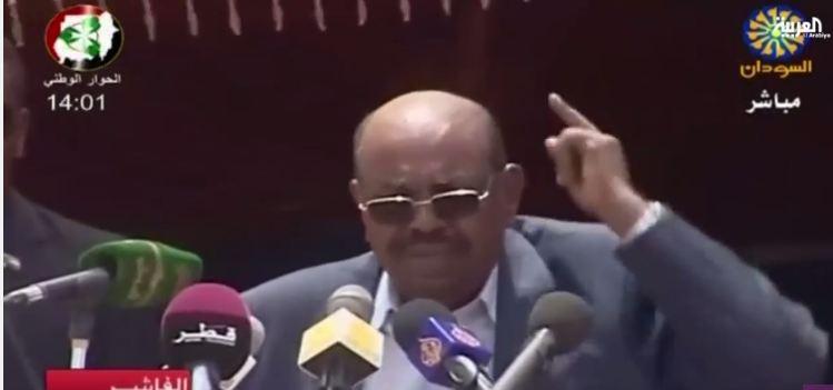 عمر البشير