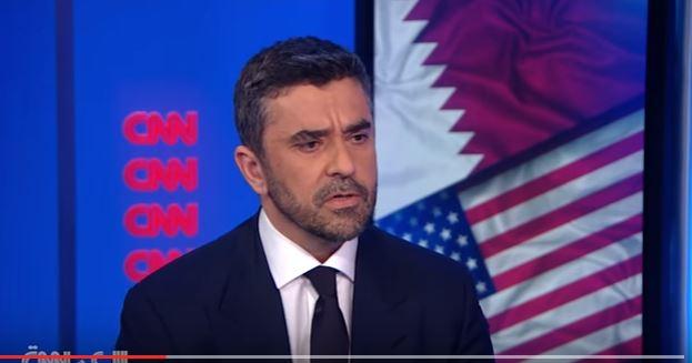 السفير غباش : لا تراجع عن إغلاق قناة الجزيرة