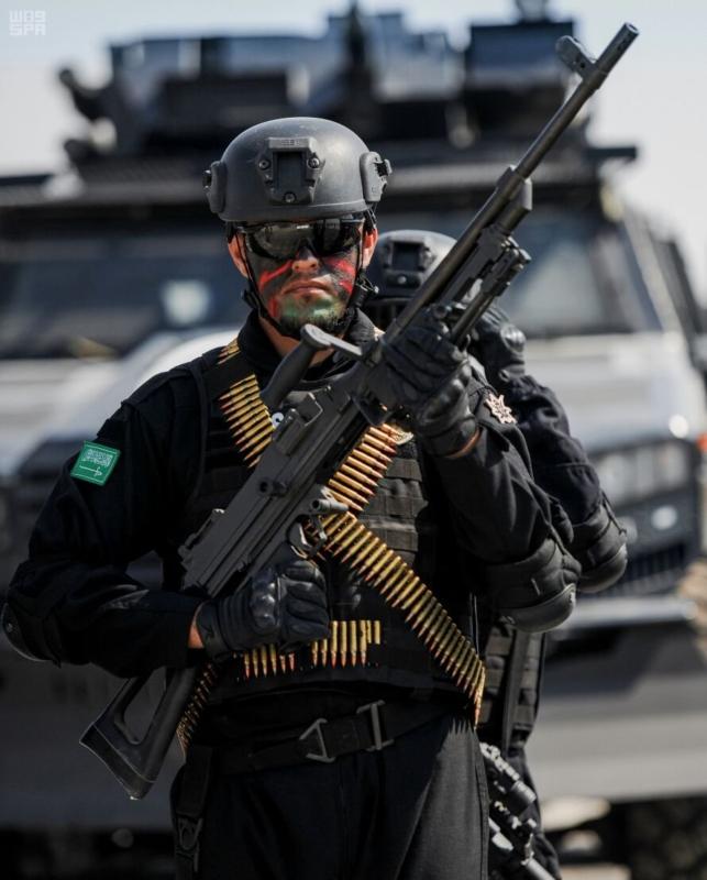 عمليات أمن الخليج العربي تتواصل في البحرين
