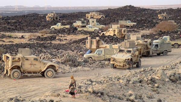 عمليات عسكرية مأرب