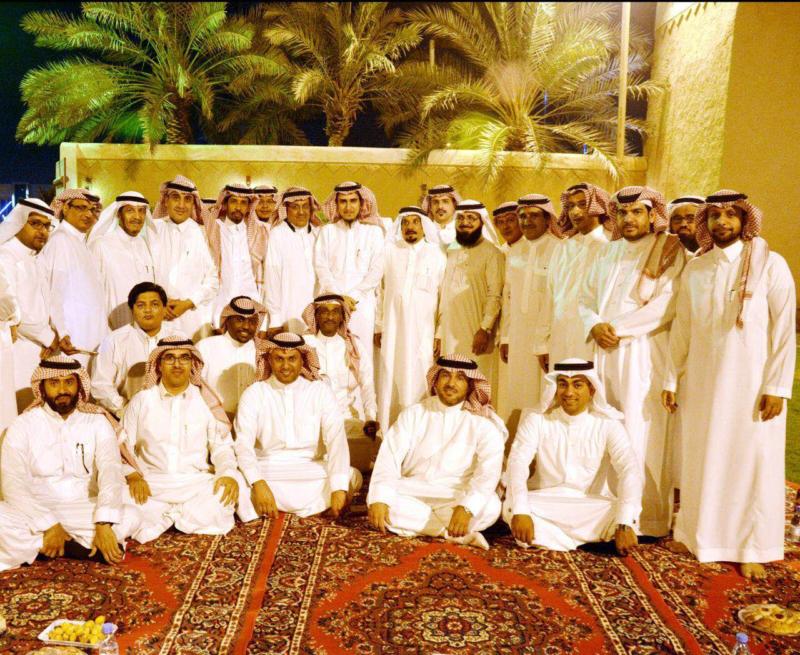 عمل الرياض تكريم ابراهيم بن عبدالله المنيع