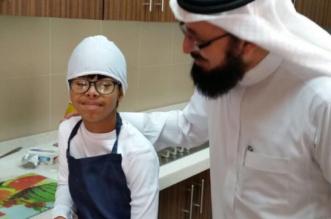 بالصور.. وفد عمل الرياض يقف على احتياجات ذوي متلازمة داون - المواطن