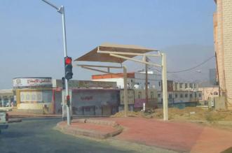 317 عمود إنارة يُضِيء طريق الباحة – المخواة.. والبلدية تُعيد السفلتة - المواطن