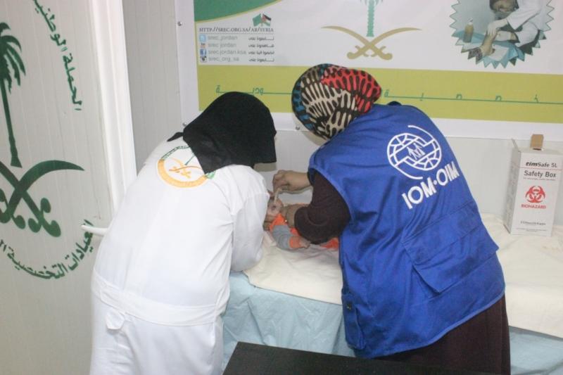 عيادات تخصصية تعالج لاجئين سوريين (2)