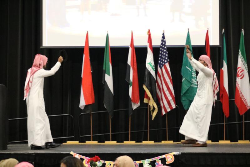 عيد الفطر امريكا النادي السعودي