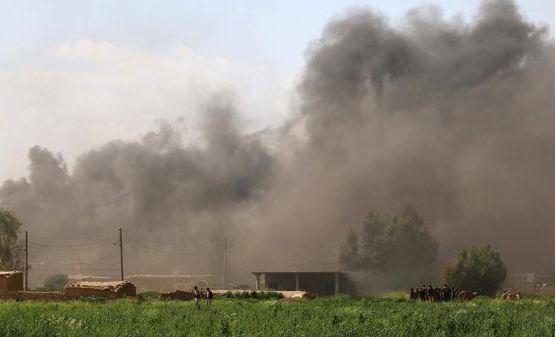 غارة-عراقية-ضد-داعش