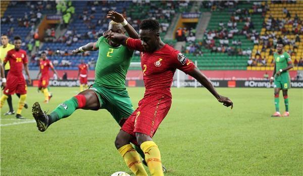 بالفيديو.. بوركينا فاسو تتغلب على غانا في كأس أفريقيا 2017
