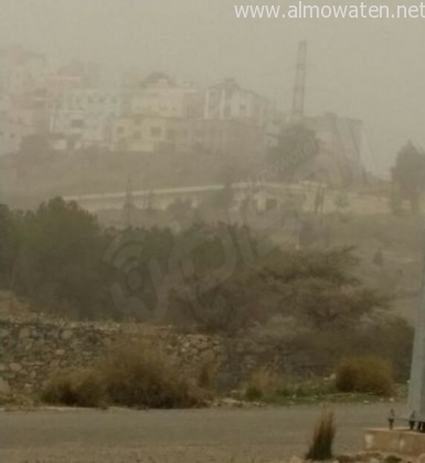 غبار-الباحة 2