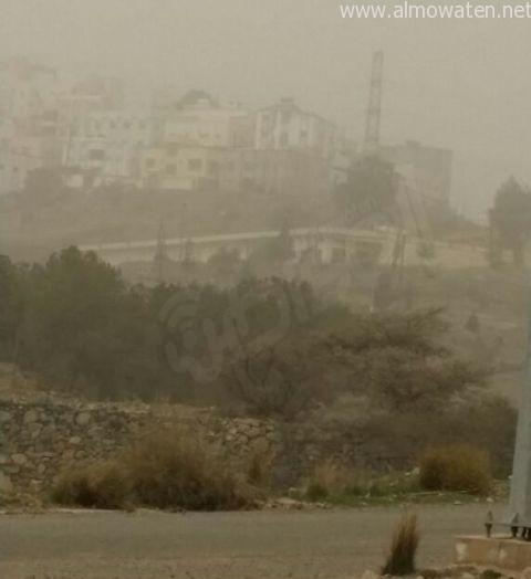 غبار الباحة 2