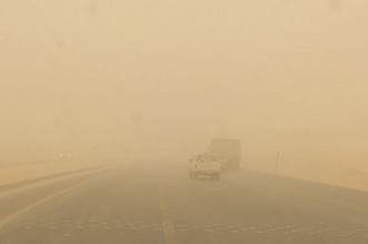 انخفاض الحرارة على شمال ووسط المملكة ونشاط للرياح والغبار - المواطن