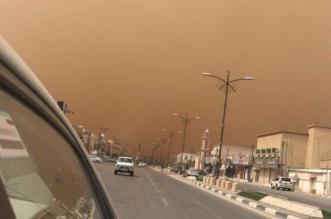 أمطار رعدية ورياح مثيرة للأتربة والغبار على معظم المناطق - المواطن