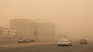 أمطار رعدية وغبار يحجب الرؤية على هذه المناطق - المواطن